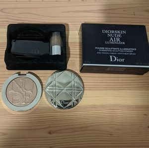 Dior Nude Air Luminizer Sculpting Shimmer in 004